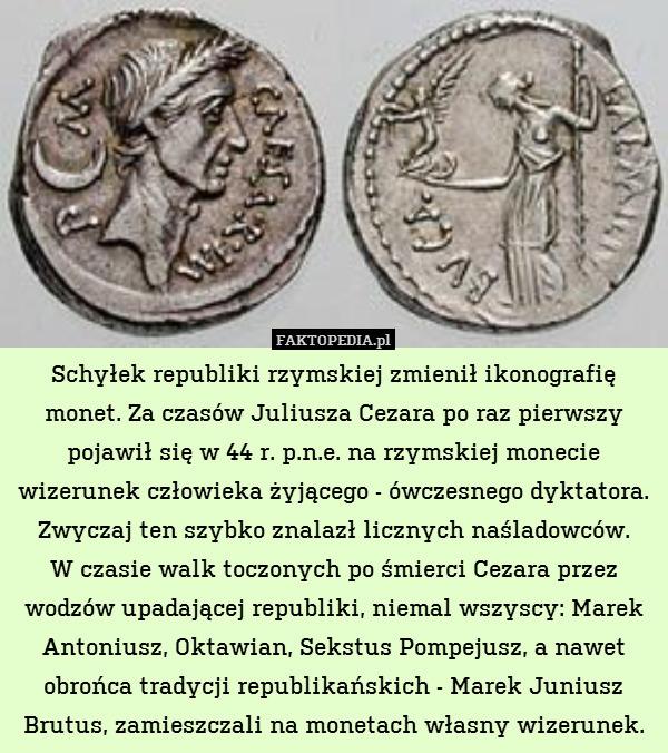 Juliusza Cezara za Czasów Juliusza Cezara